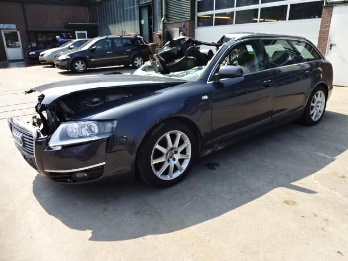 Audi A6 Allroad Quattro 4fh 30 Tdi V6 24v Salvage Year Of