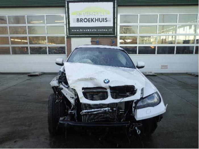 Bmw X6 E71 72 Xdrive35d 3 0 24v Salvage Year Of Construction