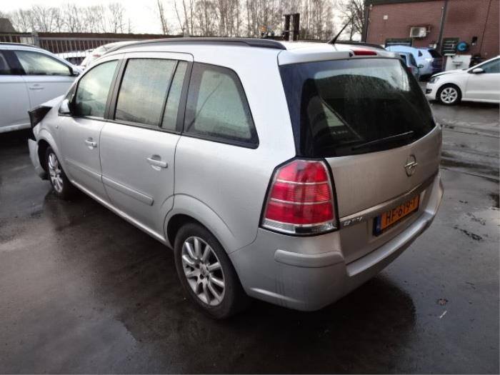 Opel Zafira M75 16 16v Salvage Year Of Construction 2006