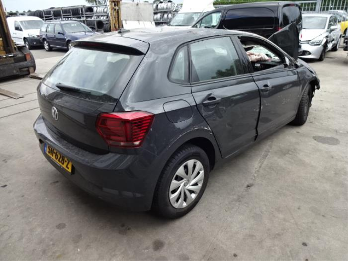 Volkswagen Polo Aw1 1 0 Tsi 12v Salvage Year Of Construction