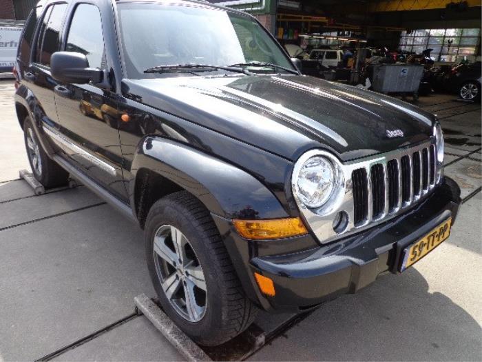 jeep cherokee/liberty (kj) 2.8 crd 16v (schrott, baujahr 2004, farbe