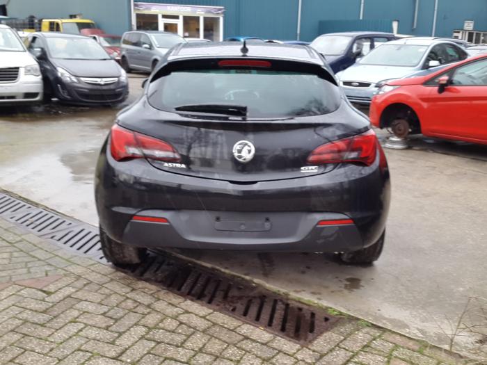 Opel Astra J Gtc Pd2pf2 17 Cdti 16v Ecoflex 110 Salvage Year