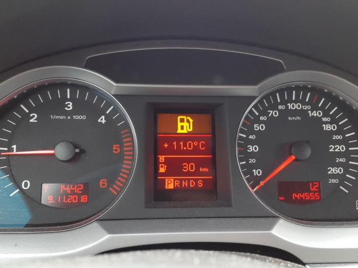 Audi A6 Avant (4F5) 2 7 TDI V6 24V (salvage, year of