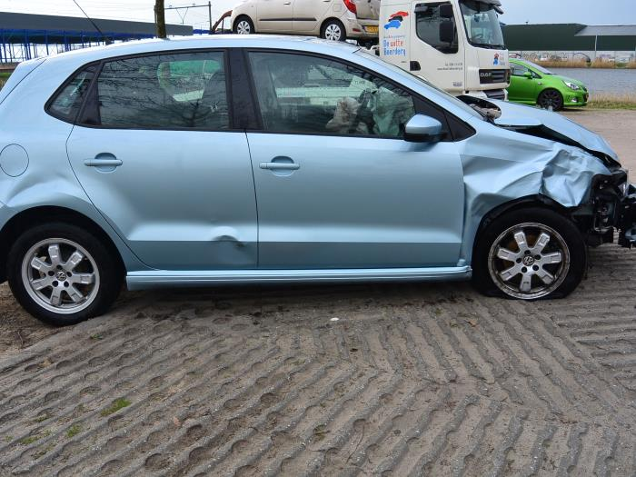 Spiksplinternieuw Volkswagen Polo (6R) 1.2 TDI 12V BlueMotion (salvage, year of JH-48