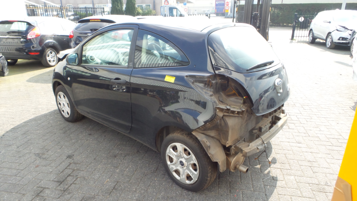 Ford Ka Salvage Year Of Construction  Colour Midnight Proxyparts Com