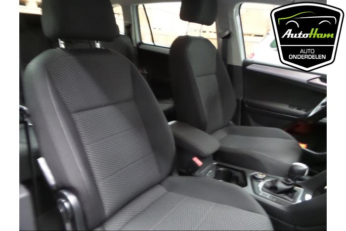 Fantastic Volkswagen Tiguan Allspace Bw2 2 0 Tdi 16V Bluemotion Pdpeps Interior Chair Design Pdpepsorg
