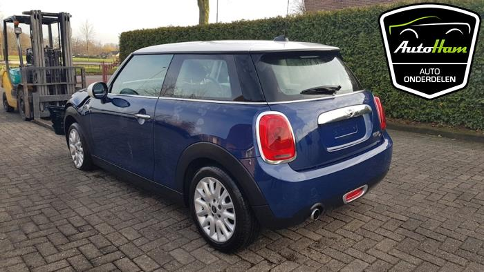 Mini Mini 3 Drs F56 15 12v Cooper D Salvage Year Of