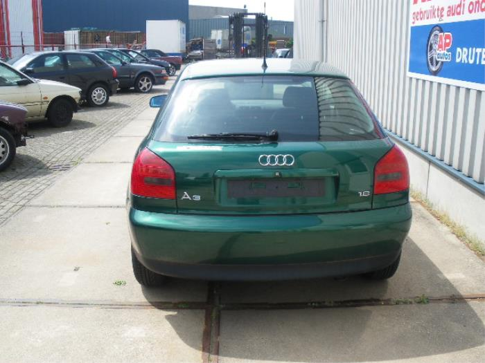 Audi A3 8l 1 6 Salvage Year Of Construction 1999 Colour
