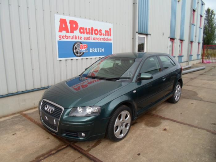 Audi A3 8p1 1 6 Salvage Year Of Construction 2003