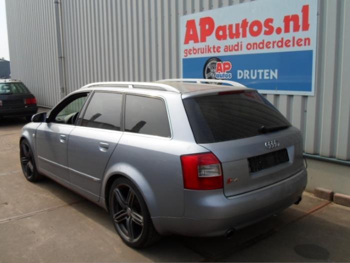 Audi A Avant E TDI V Salvage Year Of Construction - 2003 audi a4