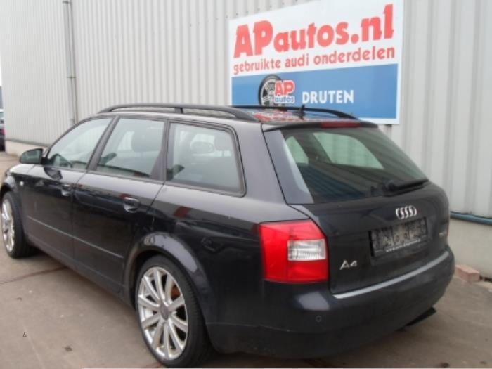 Audi A4 Avant 8e5 19 Tdi Pde 130 Salvage Year Of Construction