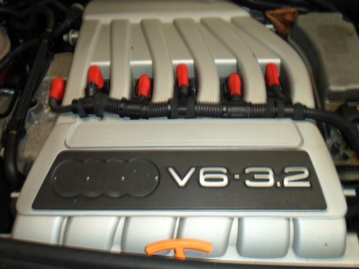 Audi A3 Sportback Quattro 3.2 V6 24V (salvage, year of construction 2005,  colour Green)   ProxyParts.comProxyParts.com