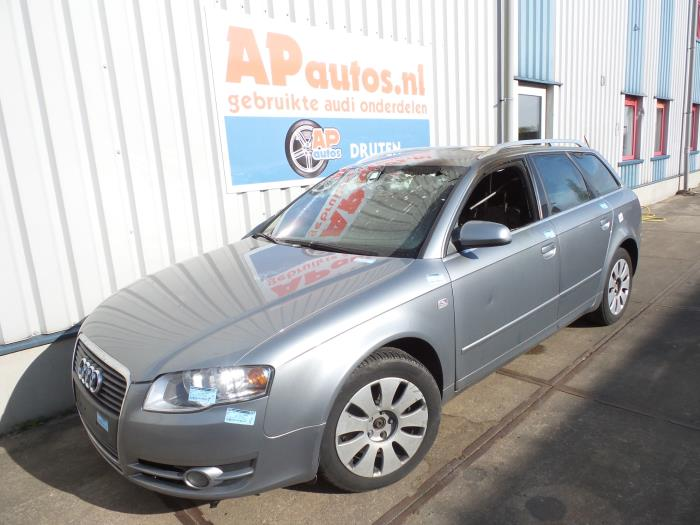 Audi A4 Avant 8ed 18 T 20v Schrott Baujahr 2006 Farbe Grau