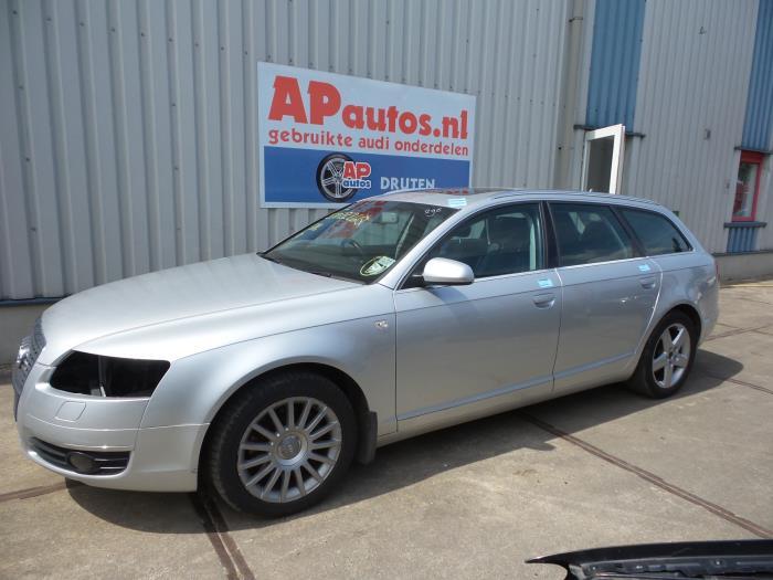 Audi A6 Avant Quattro 4f5 32 V6 24v Fsi Salvage Year Of