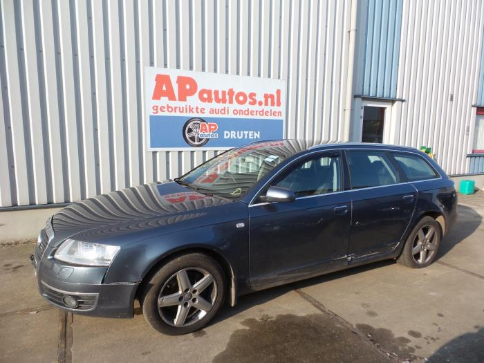 Audi A6 Avant Quattro 4f5 30 Tdi V6 24v Salvage Year Of