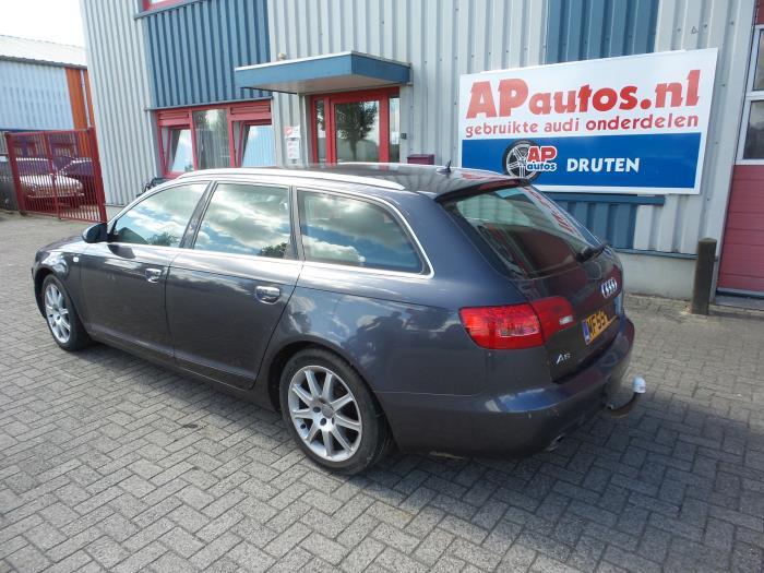 Audi A6 Avant Quattro 4f5 30 Tdi V6 24v Salvage Year Of