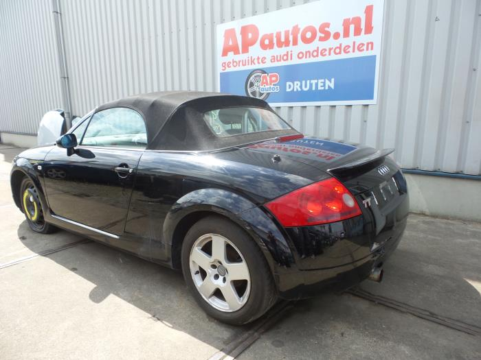 Audi Tt Roadster 8n9 18 T 20v Quattro Salvage Year Of