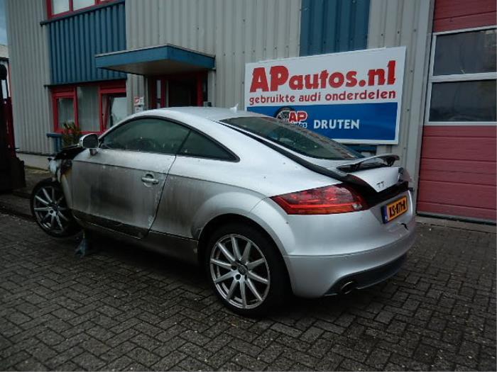 Audi Tt 8j3 3 2 V6 24v Quattro Salvage Year Of