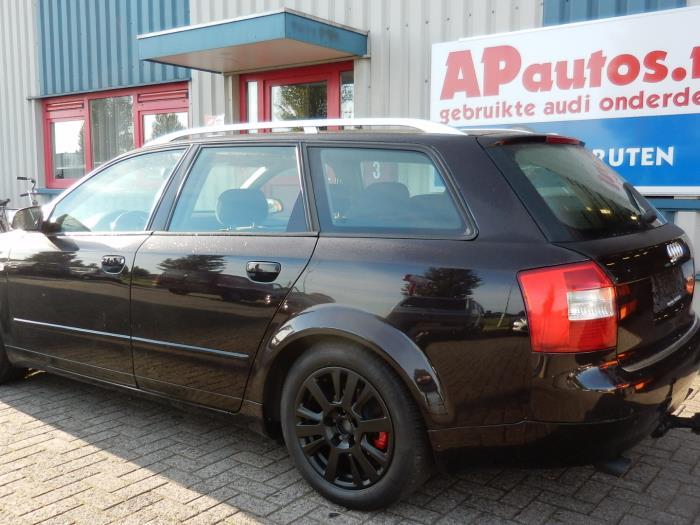 Audi A4 Avant 8e5 25 Tdi 24v Schrott Baujahr 2004 Farbe