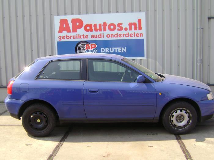 Audi A3  8l  1 8 20v  Rozbi U00f3rka  Rok Produkcji 1999  Kolor