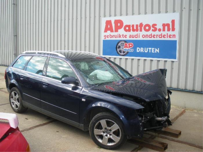 audi a4 avant (8e5) 1.9 tdi pde 130 (salvage, year of construction