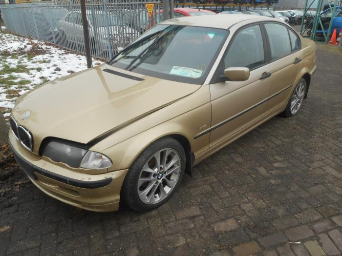 Bmw 3 Serie E46 4 320d 16v Salvage Year Of Construction 2000