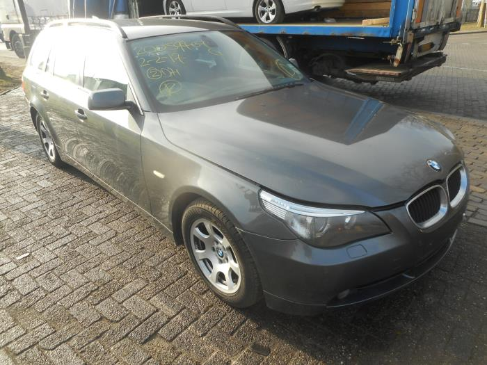 Bmw 5 Serie Touring E61 530d 24v Salvage Year Of Construction