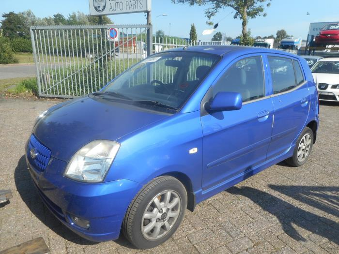 Wonderbaarlijk Kia Picanto (BA) 1.1 12V (damaged, year of construction 2004 GE-24