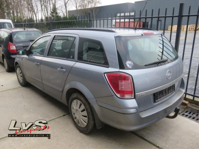 4653a96be1c Opel Astra H SW (L35) 1.7 CDTi 16V (salvage, year of construction 2008,  colour Gray) | ProxyParts.com