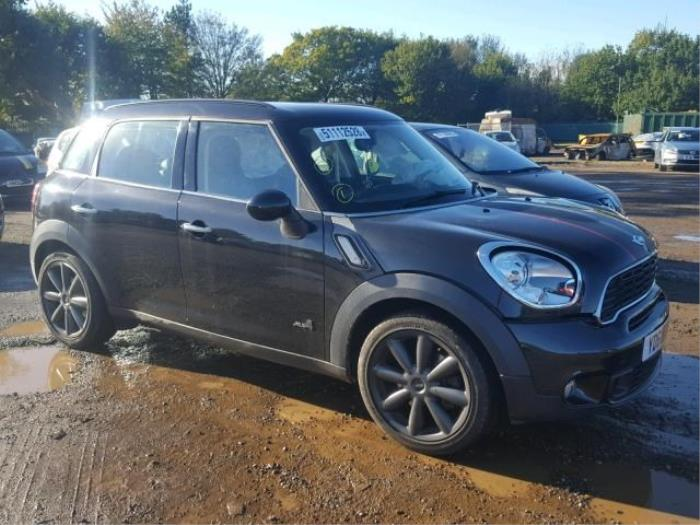 Mini Mini Countryman R60 16 16v Cooper S All4 Salvage Year Of