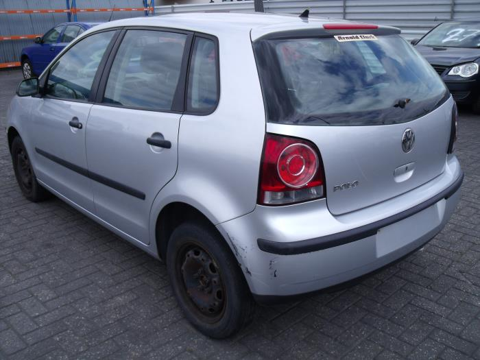 Volkswagen Polo (9N1/2/3) 1.2 55 (épave,