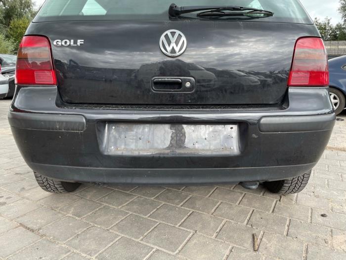 Volkswagen Golf IV 1.4 16V Salvage vehicle (1999, Black)